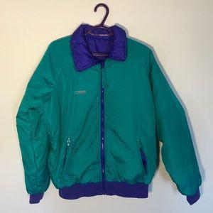 Vintage Reversible Columbia Jacket